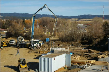 Birdwell Builders Commercial Construction in Lewistown, Montana